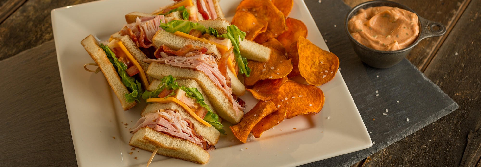Products Image, Turkey Club